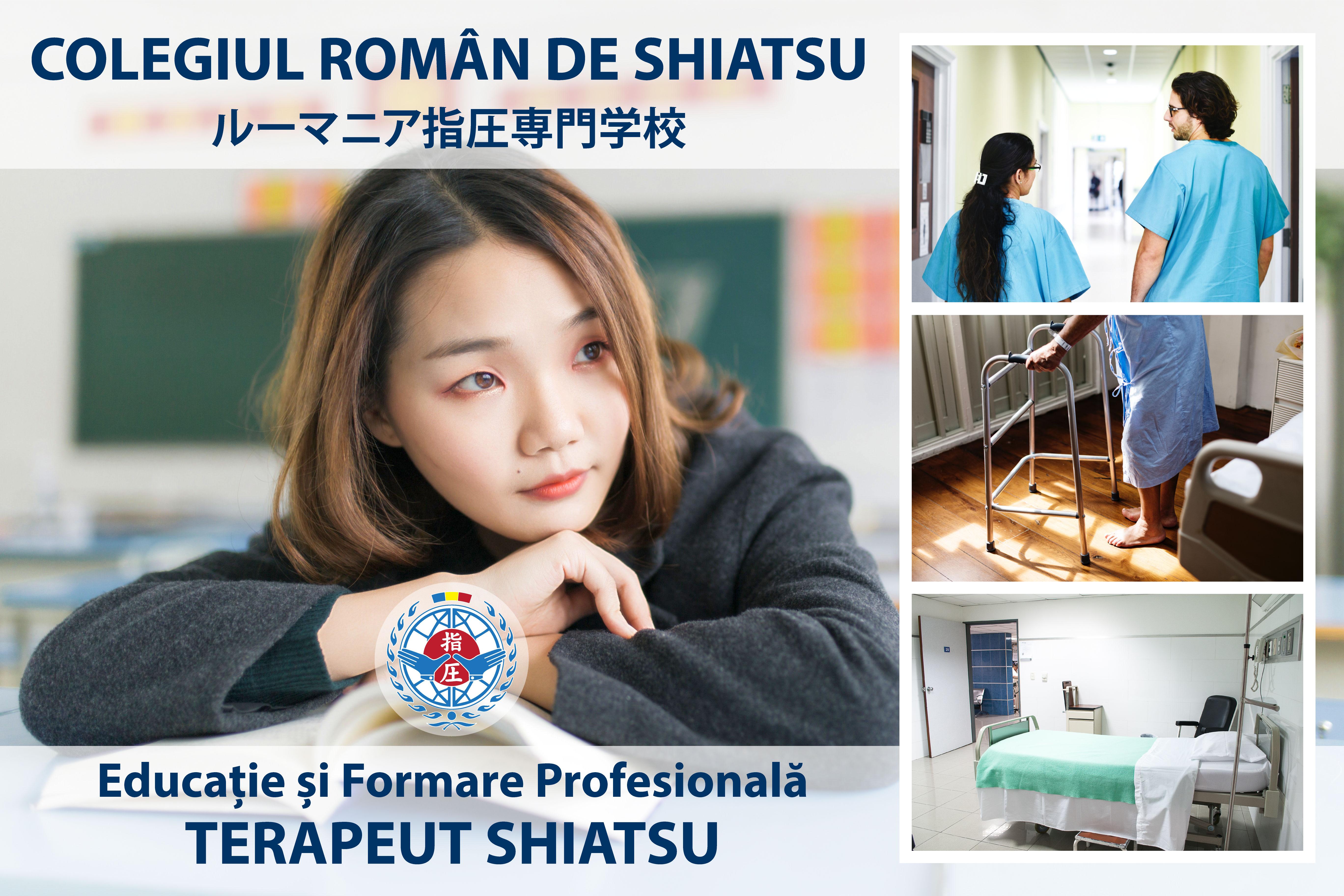 Colegiul Roman de Shiatsu